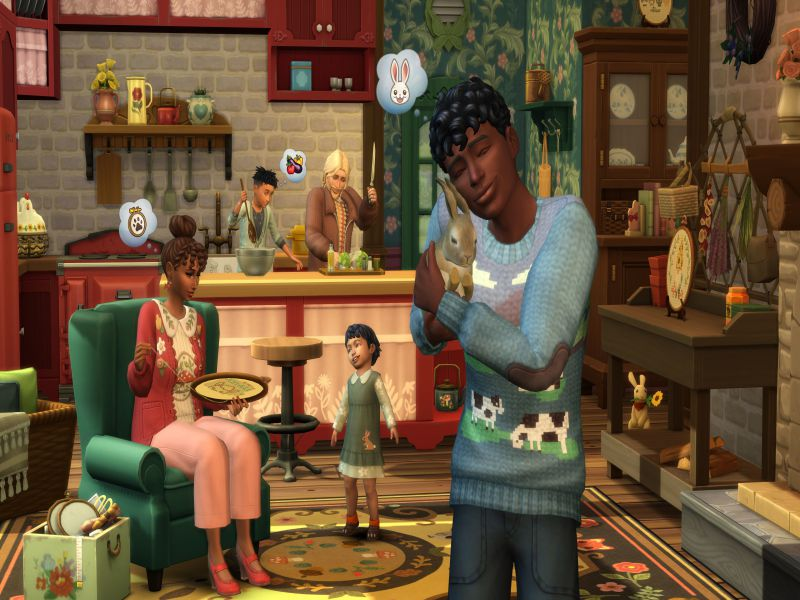 Download The Sims 4 Cottage Living Game Setup Exe
