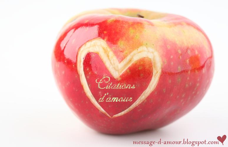 Message d'amour: Citations d'amour (2ème partie)