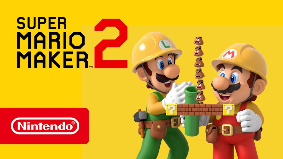 super mario maker 2 online play with friends update nintendo switch 2019