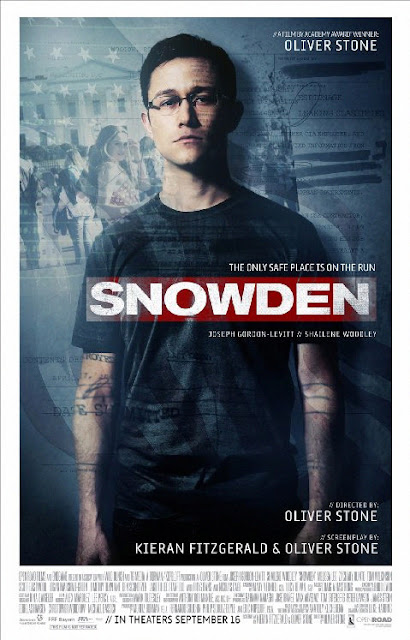 Snowden (2016) Movie Sinopsis - Shailene Woodley, Joseph Gordon-Levitt