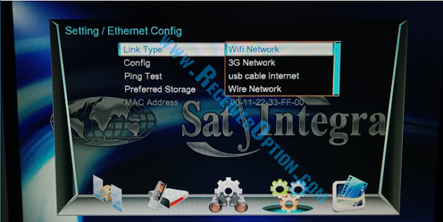 SAT INTEGRAL SP-1319HD SP-1329HD COMBO 1506LV 8M NEW SOFTWARE 25 JANUARY 2021