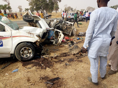 fatal accident adamawa state