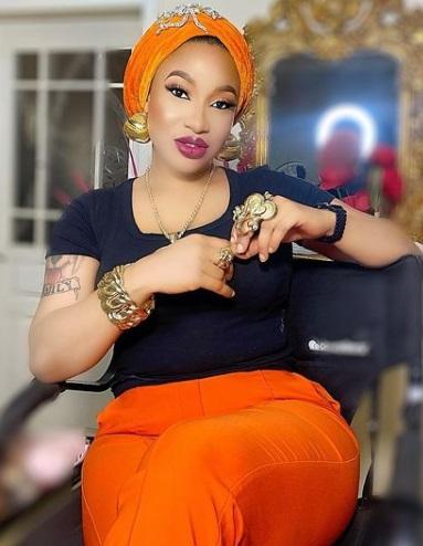 S.e.x doesn't guarantee a man will marry you - Tonto Dikeh