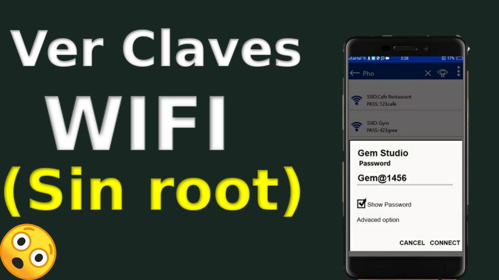 Ati Tecnology Como Ver Contraseñas Wifi Guardadas En Tu Android Sin Root Julio 2019