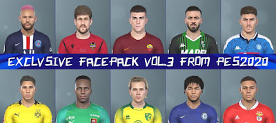 PES 2019 Facepack V3 from PES 2020