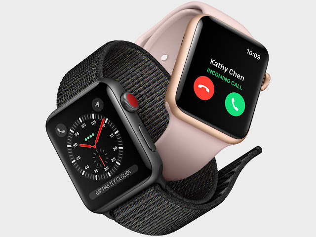 Sync your Apple watch to android