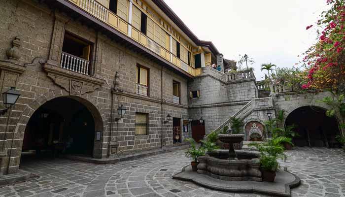 Bangunan Terkenal di Filipina