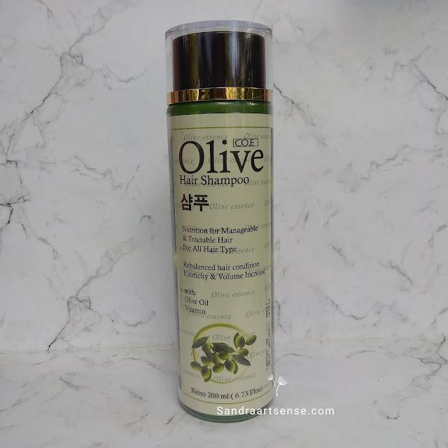SYB CO.E Olive Hair Shampoo