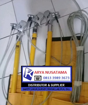 Jual Grounding 2OKV Break Out PLN di Tegal