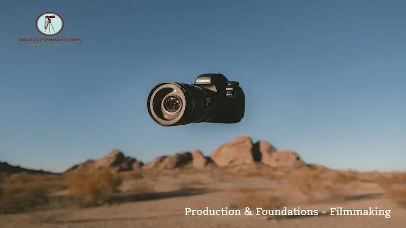 الإنتاج و ما قبل الأنتاج و أسس - صناعة الأفلام