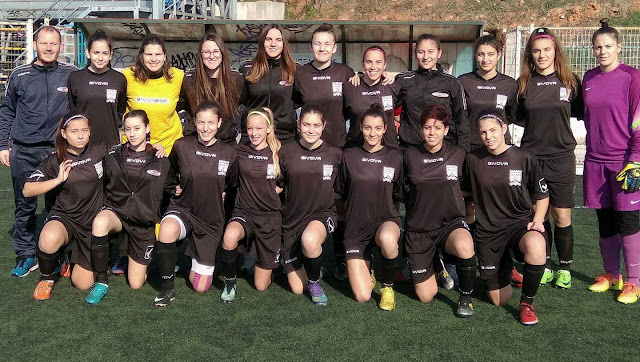 Ακόμα βάζουν γκολ τα κορίτσια του Φείδωνα Άργους - Σάρωσαν με 8-1 τον Εθνικό Καλαμάτας