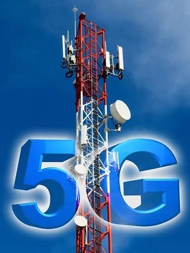 أخبار 5g برج المملكة المتحدة