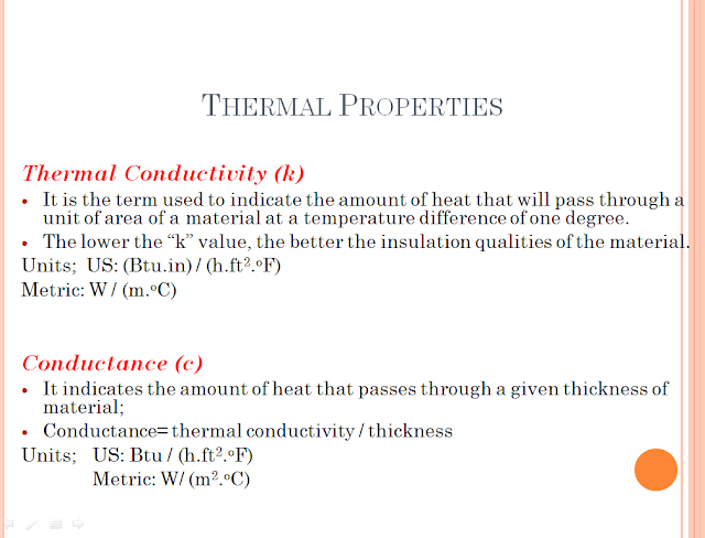 THERMAL INSULATION PPT