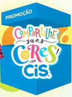 Cadastrar Promoção Cis Materiais Escolares Concorra Kits - Compartilhe Suas Cores