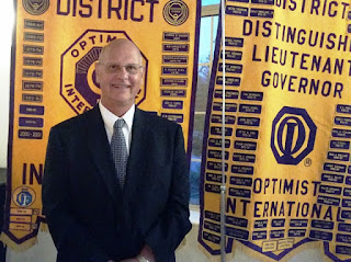 Bruce Governor Elect PNW Optimist Clubs