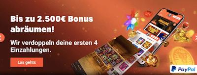 Nütze einzigartige Chance aus und probiere gratis online Spielautomaten mit einem Bonus von €2,500 und 200 Freispiele im LeoVegas online Casino.