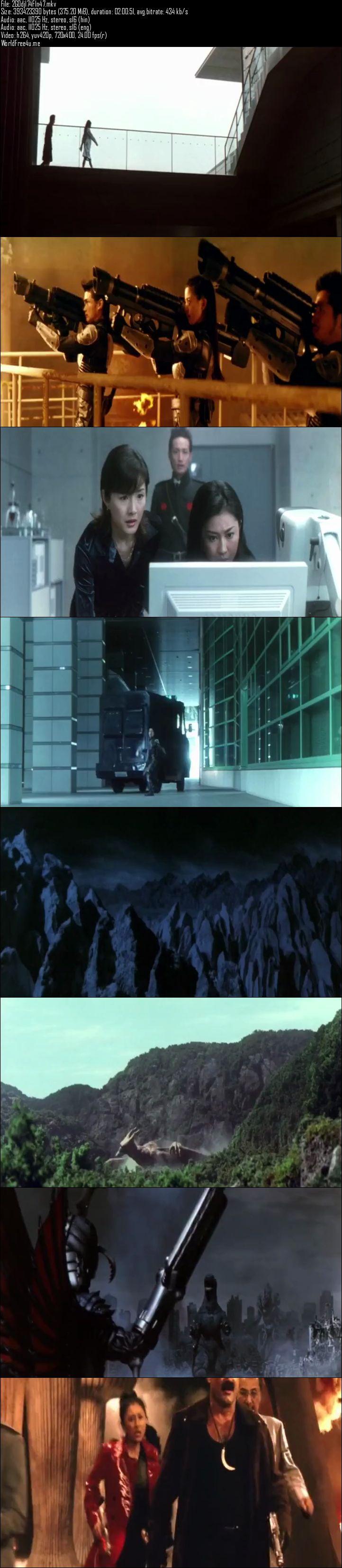 Download Godzilla Final Wars YIFY HD Torrent