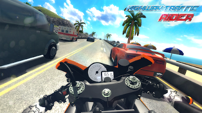 Highway Traffic Rider 1.6.6 Mod Apk Free Shopping-1