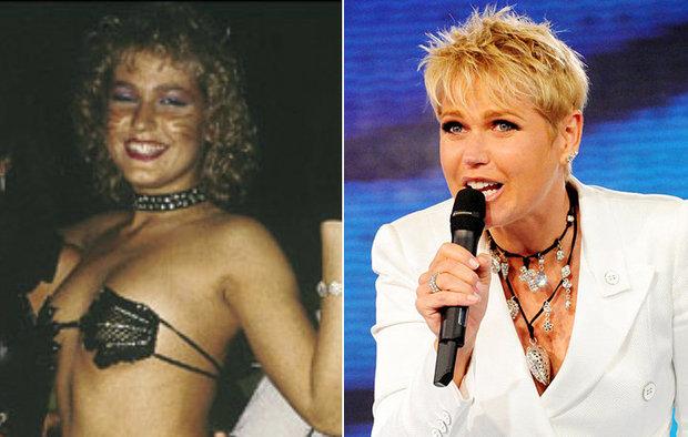 Fotos de famosos antes e depois da fama