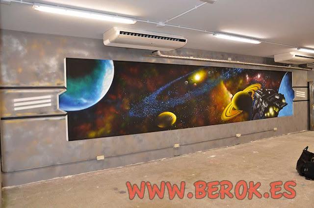 Graffiti Sistema Solar