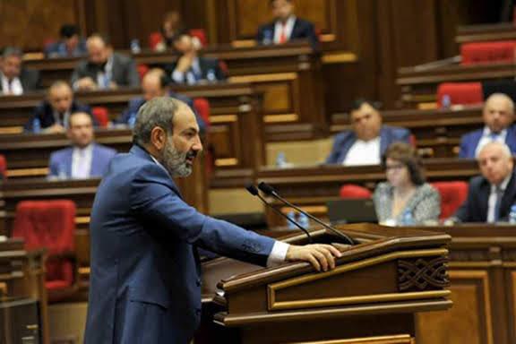Parlamento armenio aprueba nuevo programa de gobierno