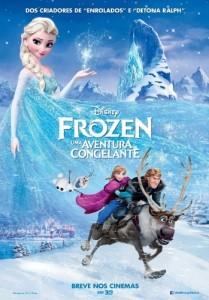 Review  Frozen: Uma Aventura Congelante