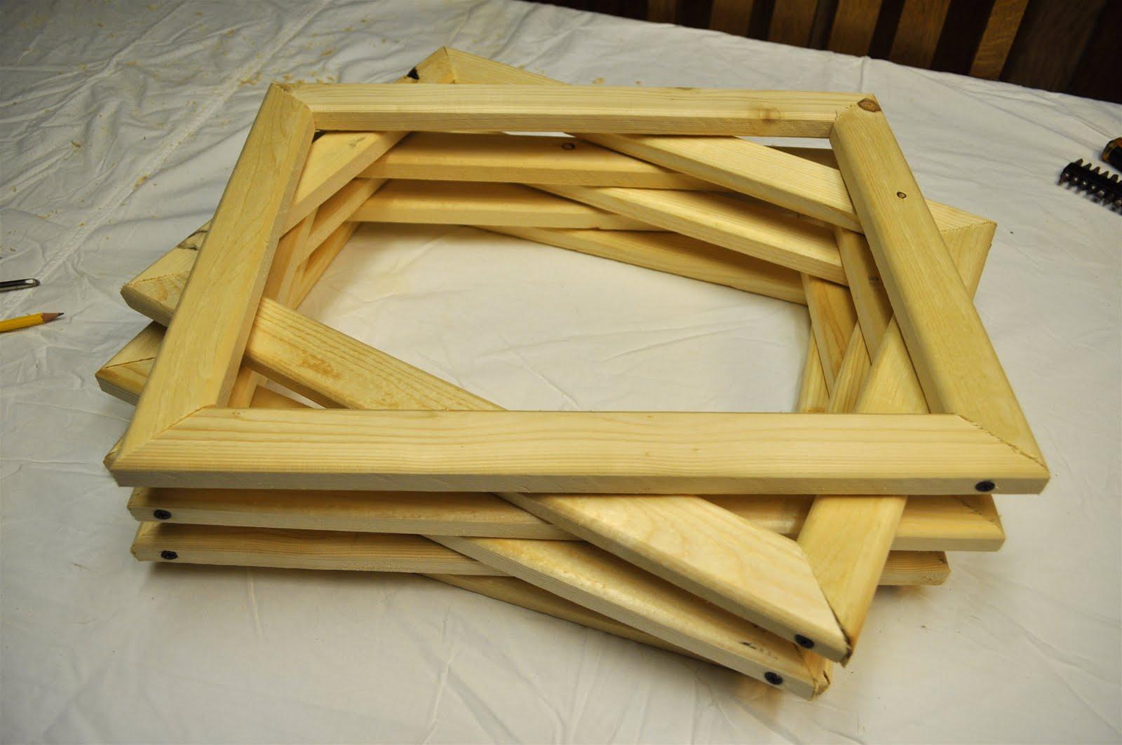 Luann Kessi Screen Printing Frames