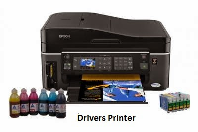 Save infinite together with optimize productivity amongst scan Epson Stylus Office BX600FW Printer Driver Downloads