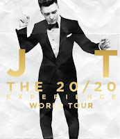 Justin Timberlake To Kick Off The 20/20 Experience World Tour Starting October 31