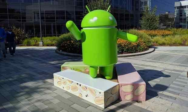 اجهزه سامسونج و HTC التي ستحصل علي تحديث اندرويد نوجا 7.0