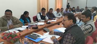 जिला स्तरीय तकनीकी समूह की बैठक में की गई कृषि की ऋण सीमा निर्धारित
