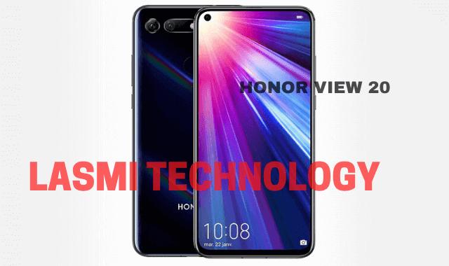 مواصفات هونر فيو 20 و سعر هاتف Honor View 20