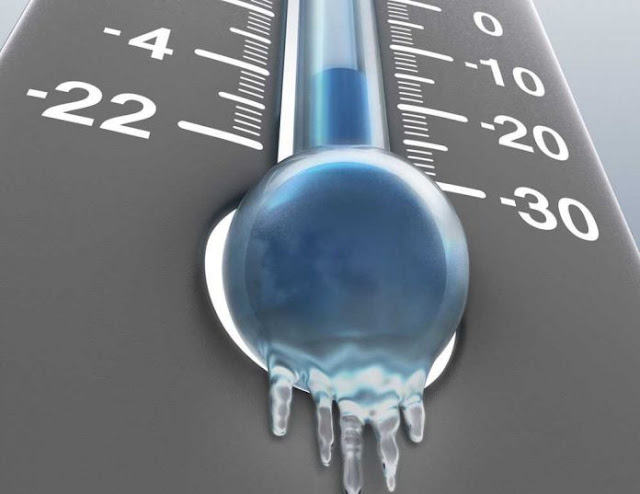 Με την θερμοκρασία στους -1 υποδέχθηκε τη νέα χρονιά η Αργολίδα