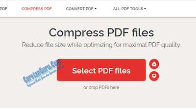 Cara Mengecilkan File PDF Menjadi 200kb Paling Gampang