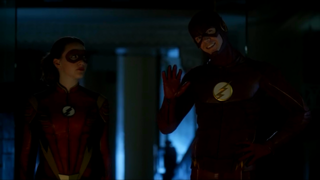 the flash new rogues