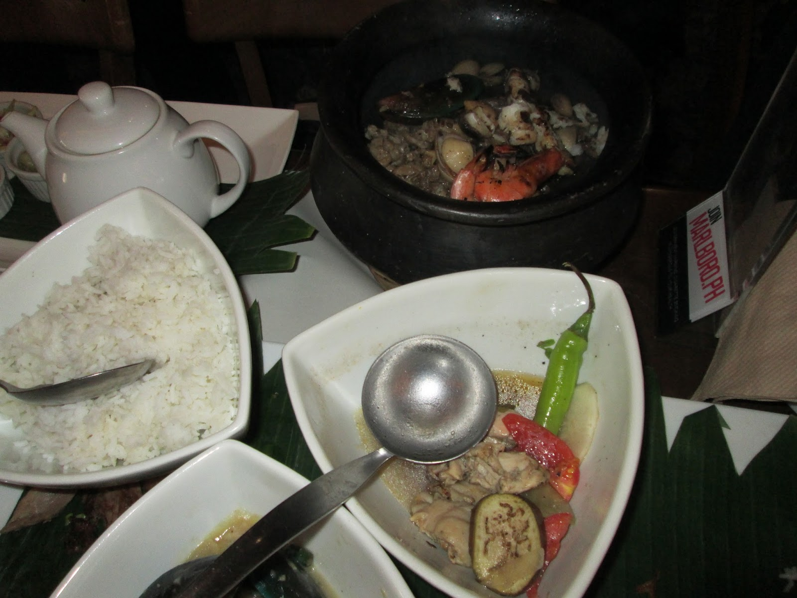 Travel food movie blog explore authentic pinoy cuisine in for Authentic filipino cuisine