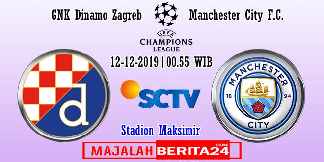 Prediksi Dinamo Zagreb Vs Manchester City 12 Desember 2019 Majalahberita24 Prediksi Bola Akurat Dan Terkini Berita Terupdate