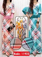 Gamis Burberry SOLD OUT
