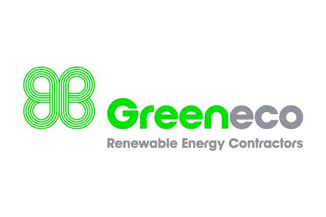 Logo design for Greeneco Renewable Energy logo design