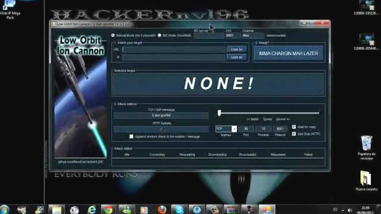 daniel 2377: 5 software ddos attack windows,linux,mac