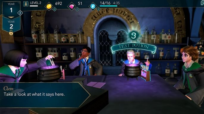 Harry Potter: Hogwarts Mistery (mobile)