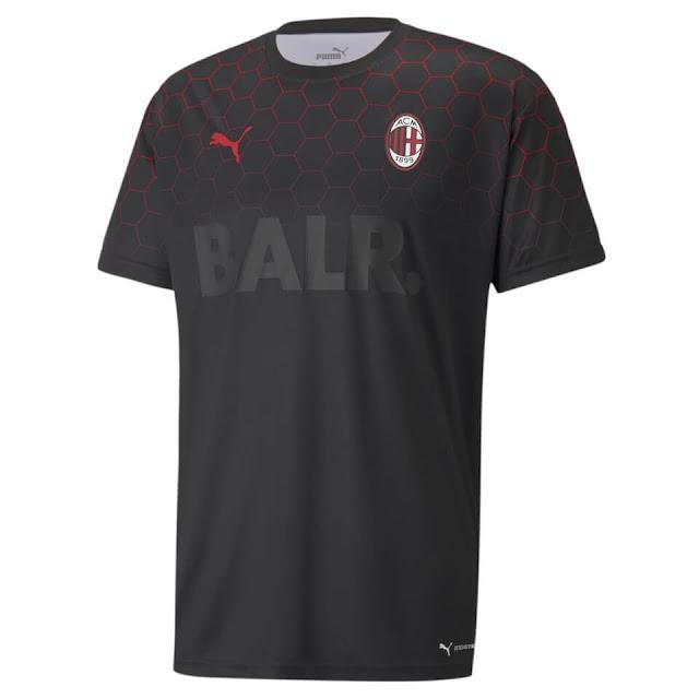 AC Milan Puma x BALR