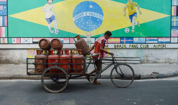 Botijão pode passar de R$ 100 com disparada do preço internacional do gás