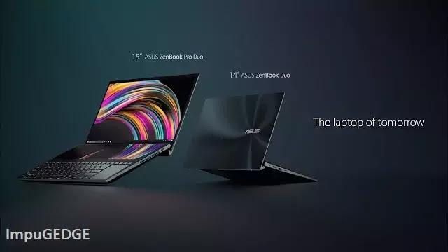 ASUS Zenbook Pro Duo Laptop