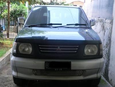 Eksterior Mitsubishi Kuda Gen1