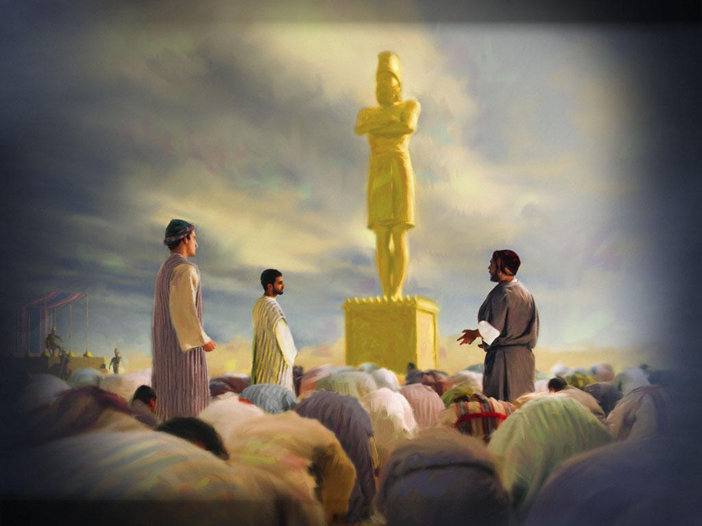 A Integridade Adora O Deus Verdadeiro