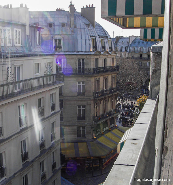 Rue des Huchettes, Quartier Latin, Paris