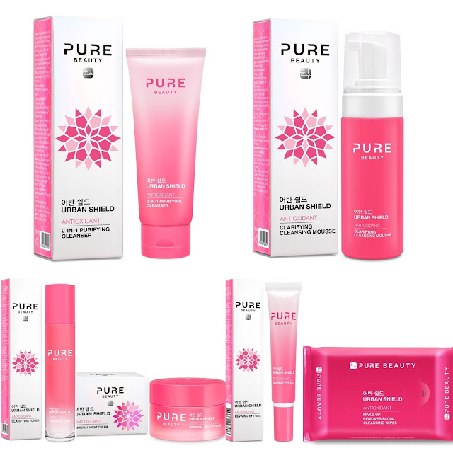 Watsons Pure Beauty Antioxidant Serisini Tanıyalım