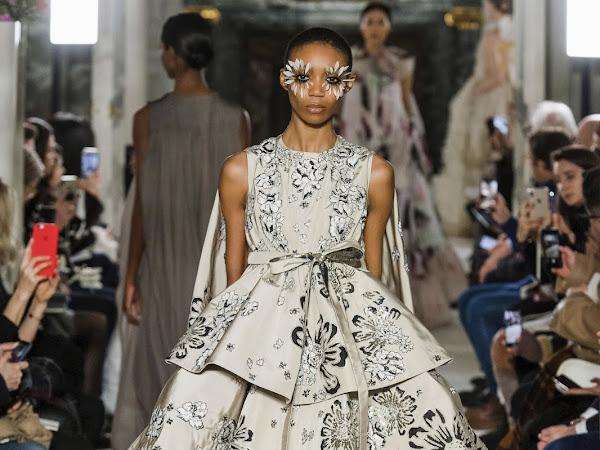 Paris Couture Week Spring 2019 // Valentino