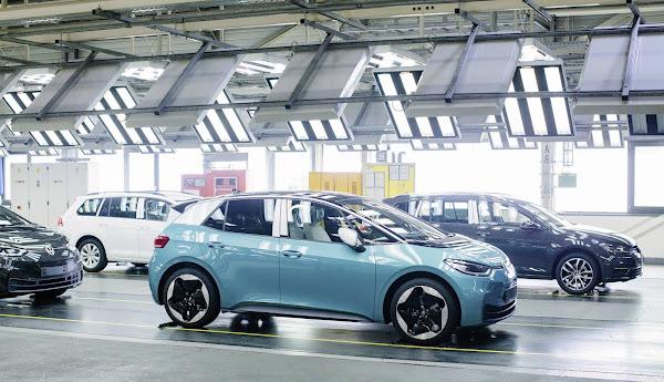 Os desafios da Volkswagen para superar a Tesla em carros elétricos